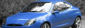 Ford Puma Projekt